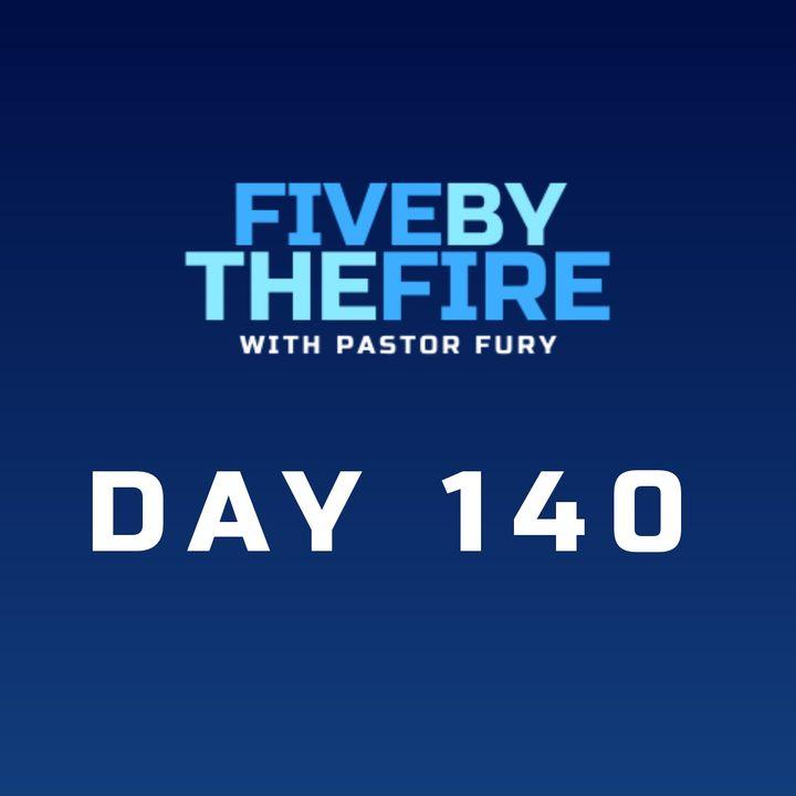 Day 140 - Spiritual Tofu