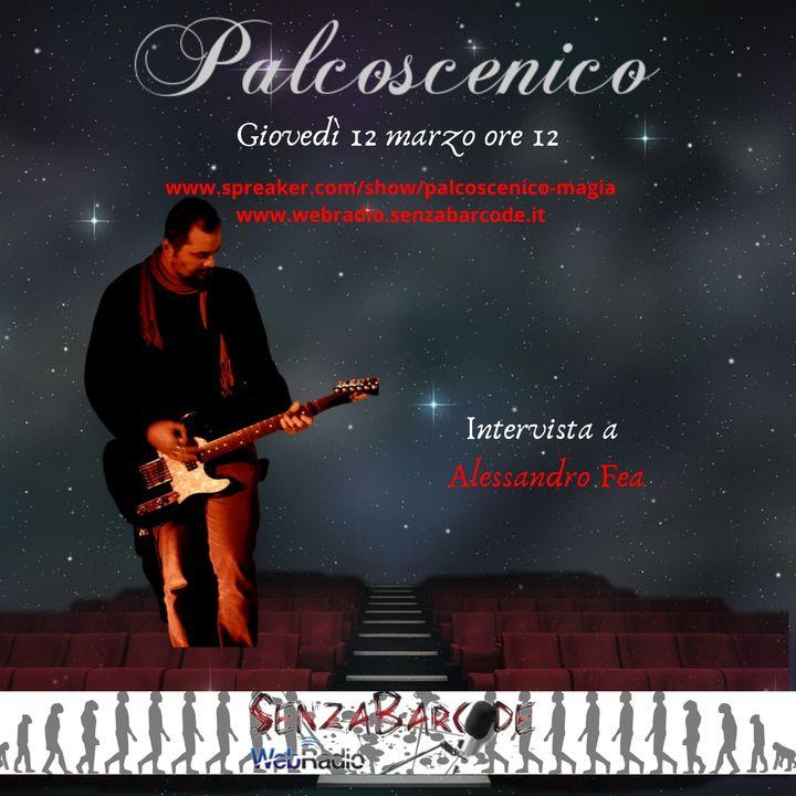 Intervista ad Alessandro Fea