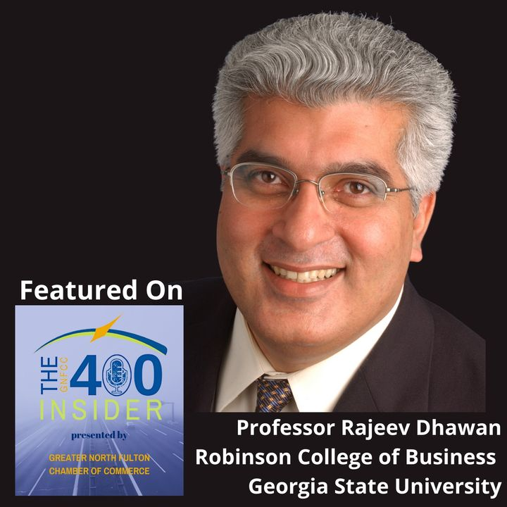 Wellstar Chamber Luncheon Series:  2021 Economic Outlook with Professor Rajeev Dhawan, Robinson College of Business at Georgia State Univers