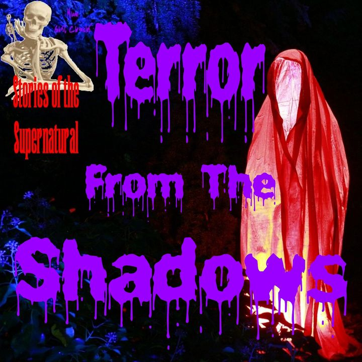 Terror from the Shadows   Interview with Paul Taitt   Podcast