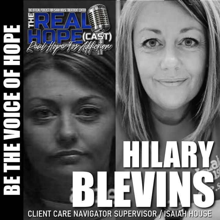 Be The Voice Of Hope (Hilary Blevins)