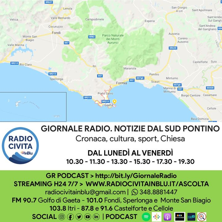 GR Lazio Sud 2020-10-26