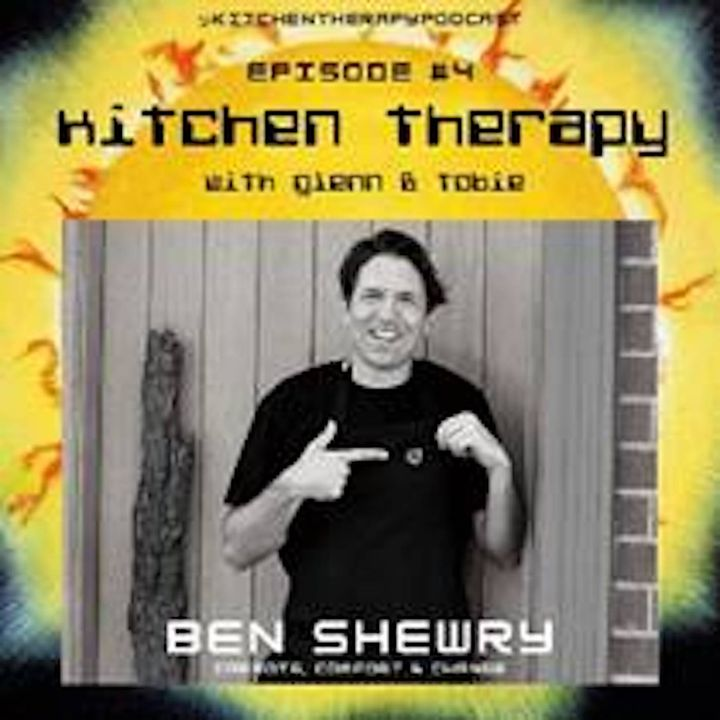 Kitchen Therapy: The Ben Shewry Files