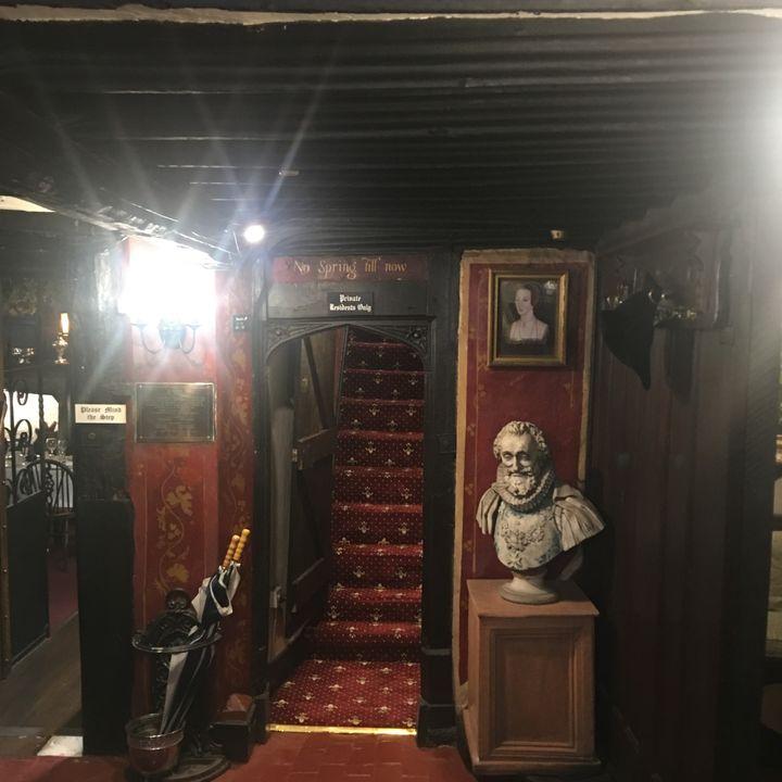 Episode 1: The Mermaid Inn
