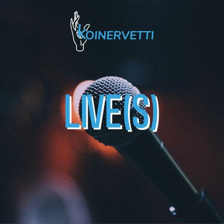 Koinervetti Live(s)