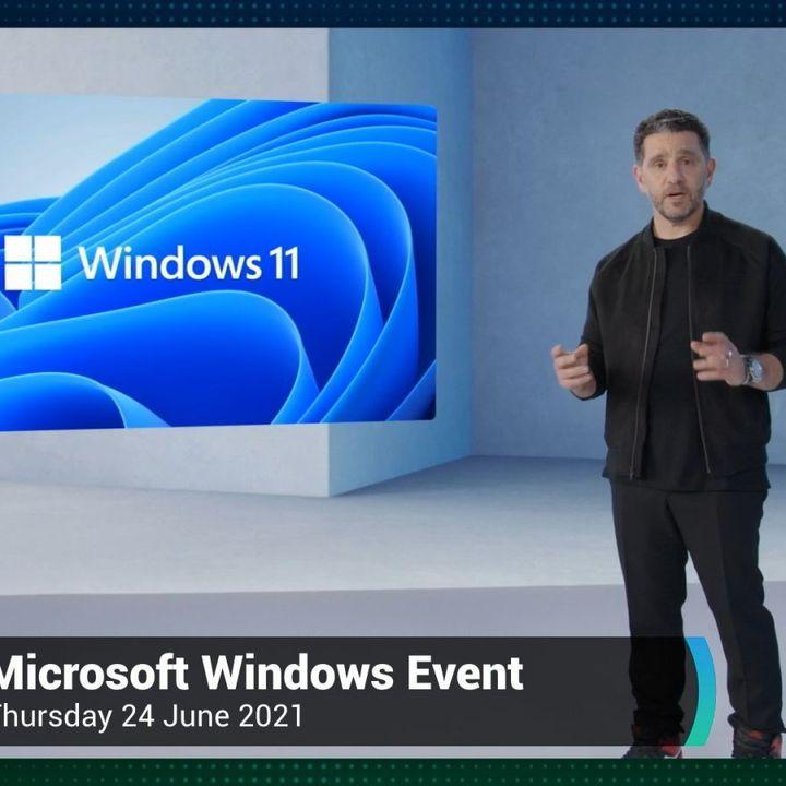 TWiT News 373: It's Windows 11 Time!