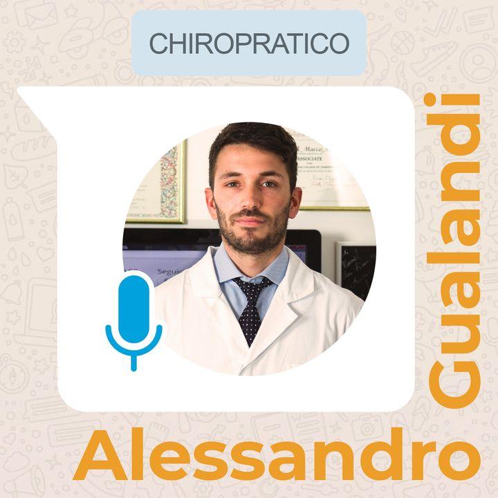 S01E03. Alessandro Gualandi. Chiropratico
