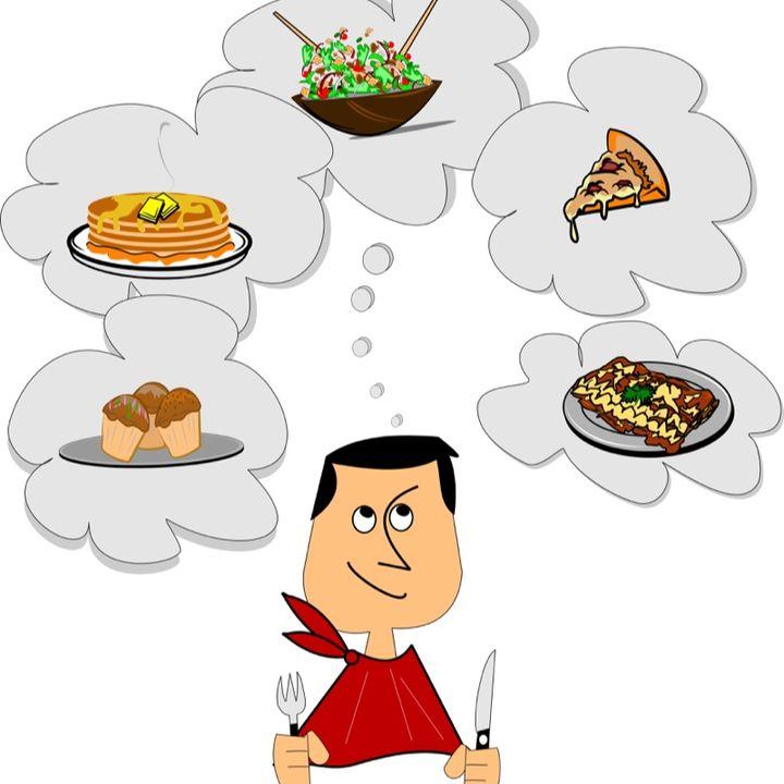 Tipos de fome - quando devemos comer?