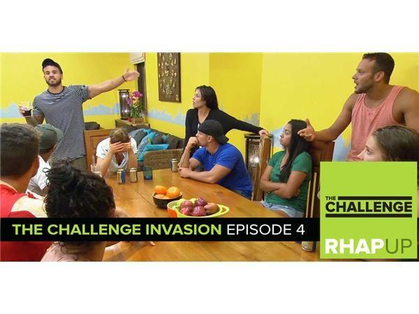 MTV Reality RHAPup   The Challenge Invasion Episode 4 RHAPup