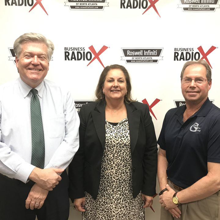 Donna Beatty, Frazier & Deeter, and Bill Neglia, Neglia Insurance Group