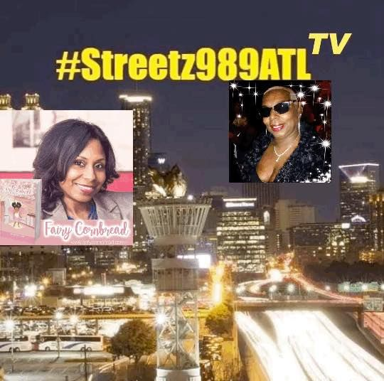 """InTheMix"" 02/03 on #Streetz989ATLTV with EmCee' Jazz' & Dr. Arian T. Moore"
