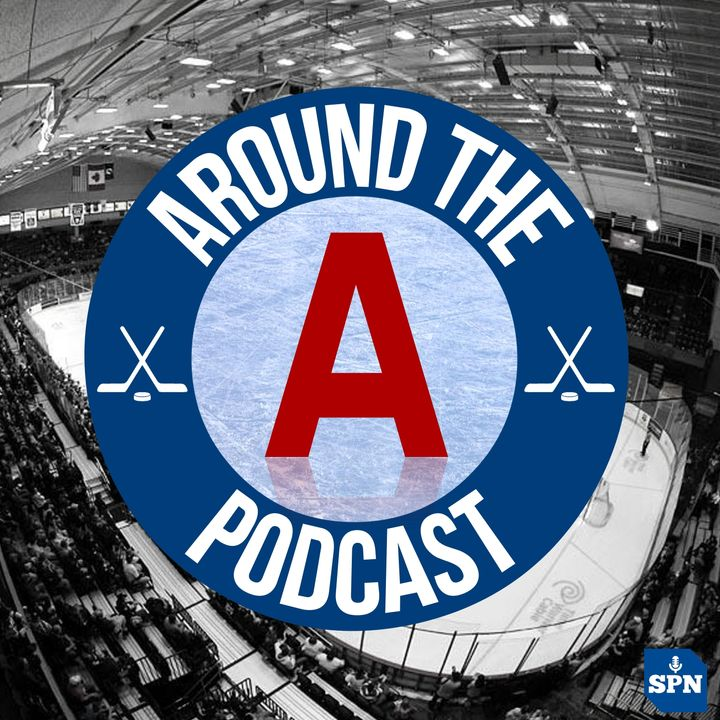 Around The A Podcast Season 2 Episode 8 with Rob Lippolis