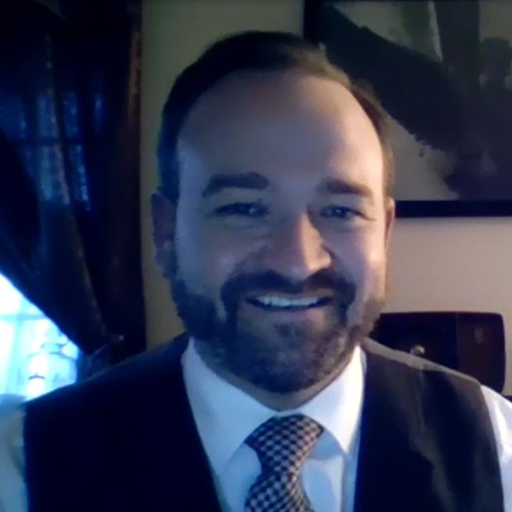 Brian Watters, Funeral Director