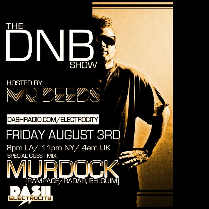the DNB show S02E08 (guest mix Murdock)