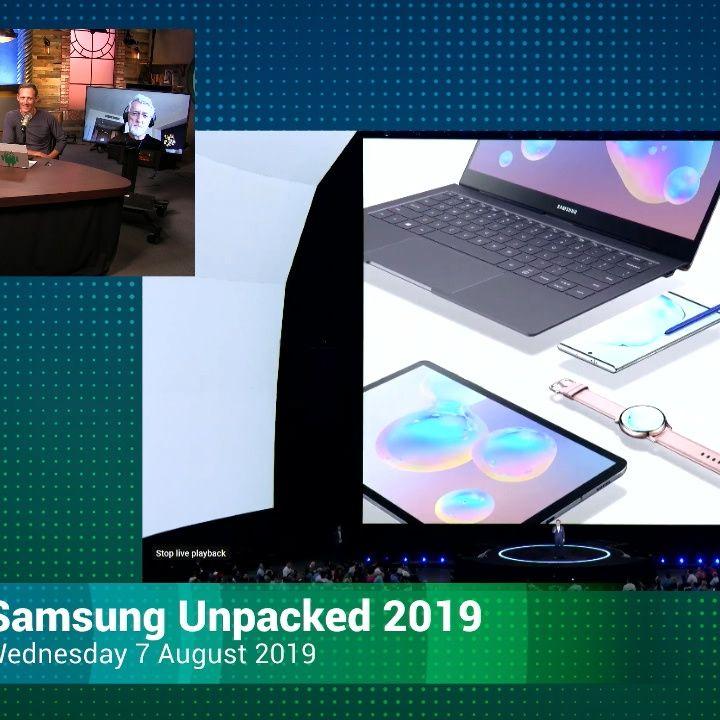 TWiT Specials 344: Samsung Unpacked 2019