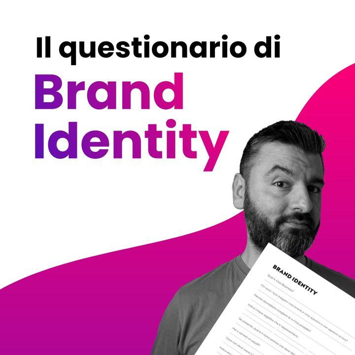 Il Questionario di Brand Identity