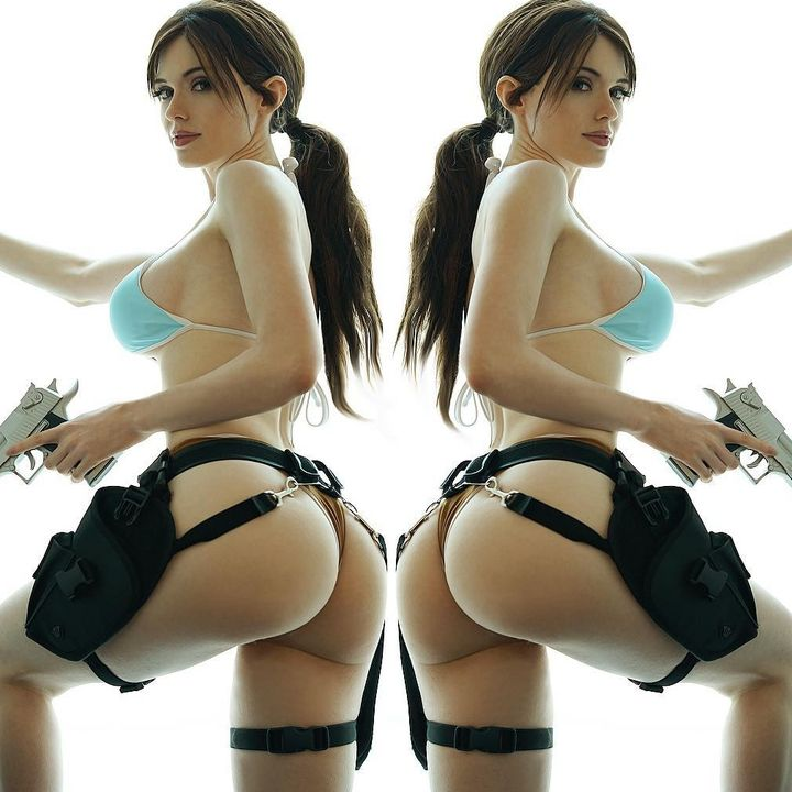 Lara Croft Jungle Roleplay  ASMR