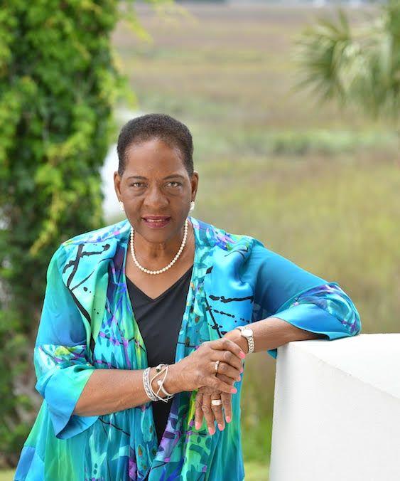 1/9/20 News Editor and Author Wanda S. Lloyd