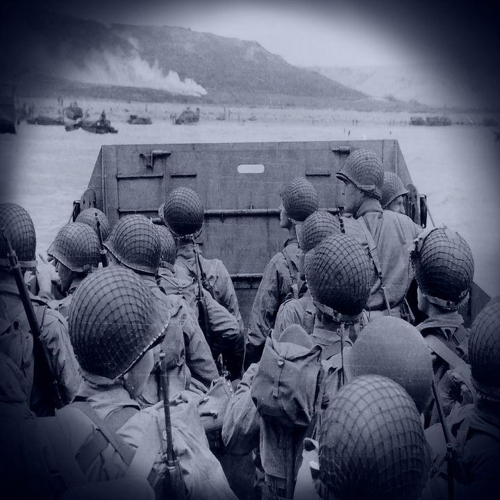 EP 9: ¿Qué hacía un soldado peruano en la Segunda Guerra Mundial? - Aldo Vicuña
