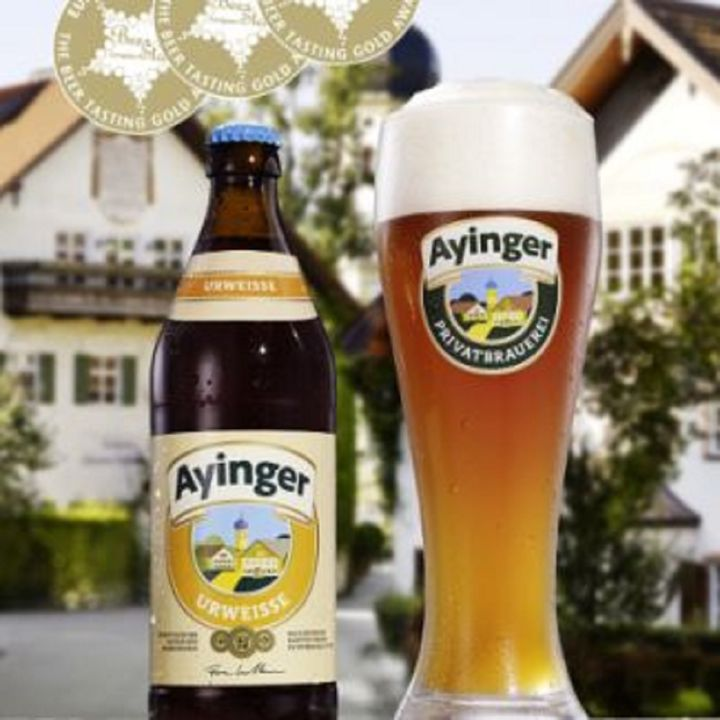 Beer Styles #72 - South German-Style Bernsteinfarbenes Weizen