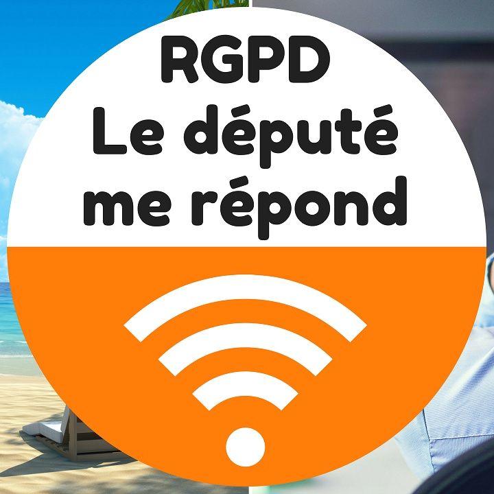 RGPD - Le député de Vendée répond à vos questions