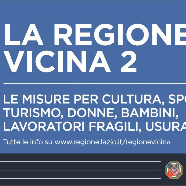 Regione Vicina - Conferenza stampa del 8 maggio 2020