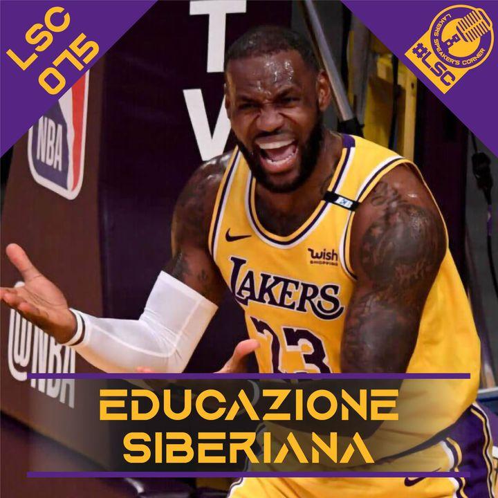 LSC 075 - Educazione Siberiana