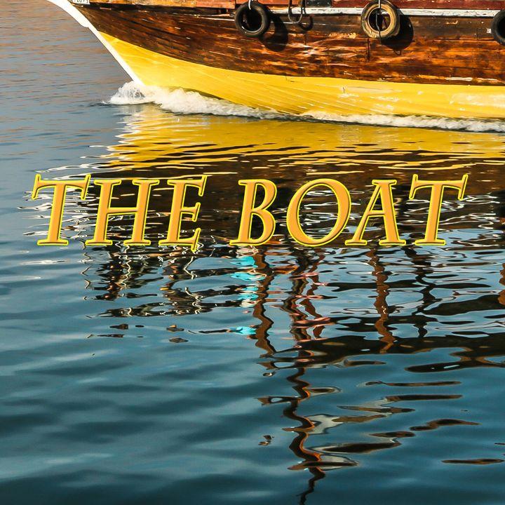 The Boat, Genesis 6:13-16