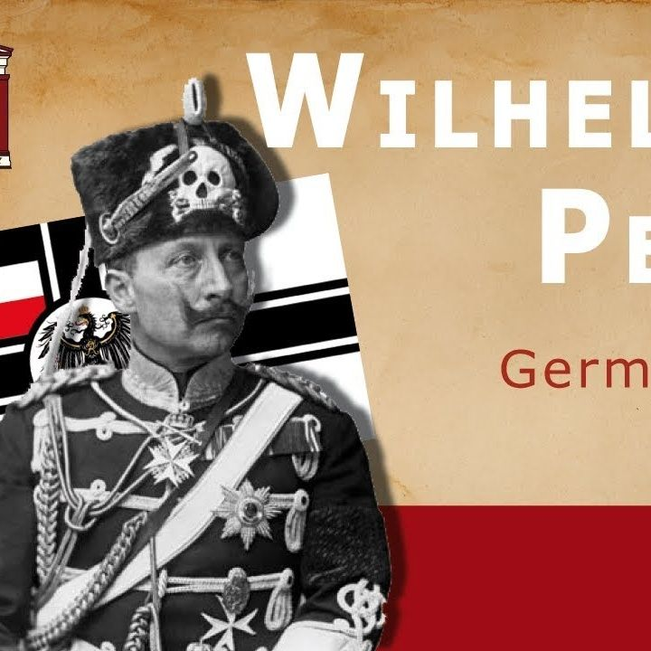 Expansionist China is Wilhelmine Germany Leading to the Great War