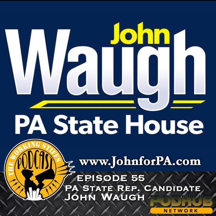 Episode 55: John Waugh
