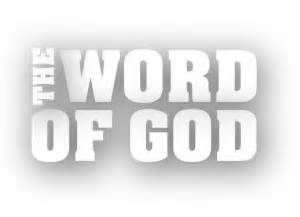 Begin With Your Word