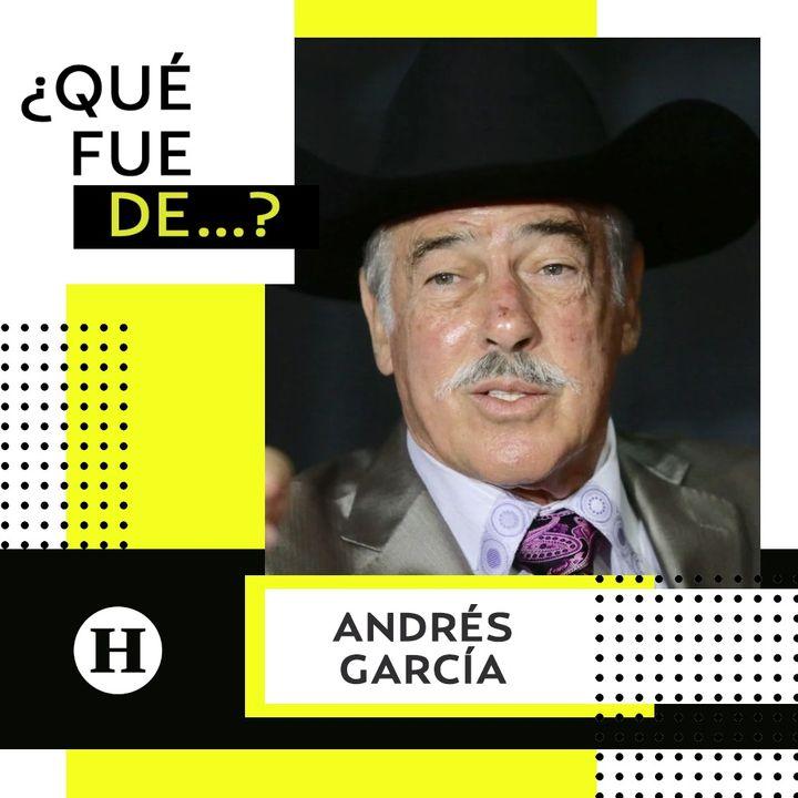 Andrés García│¿Qué fue de...? El actor y papá de Leonardo García