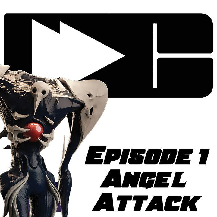 Neon Genesis Evangelion Episode 1: Angel Attack