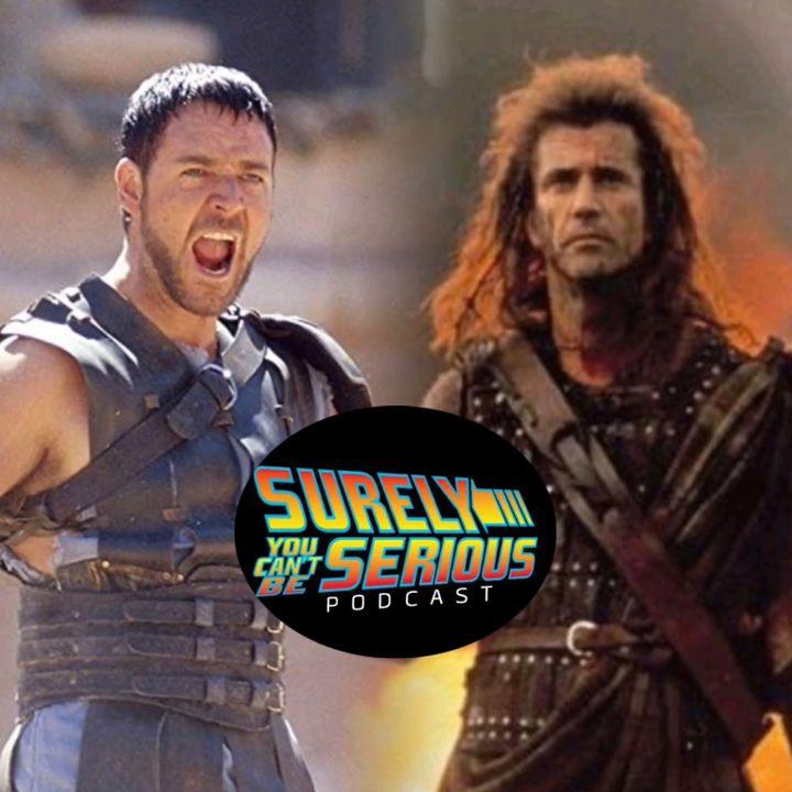 Braveheart vs Gladiator [pt. 2]