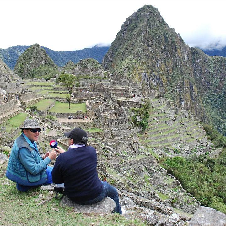 Serie América Entretejida: Capitulo 4: Condor de estos Andes (Machu Picchu-2011)
