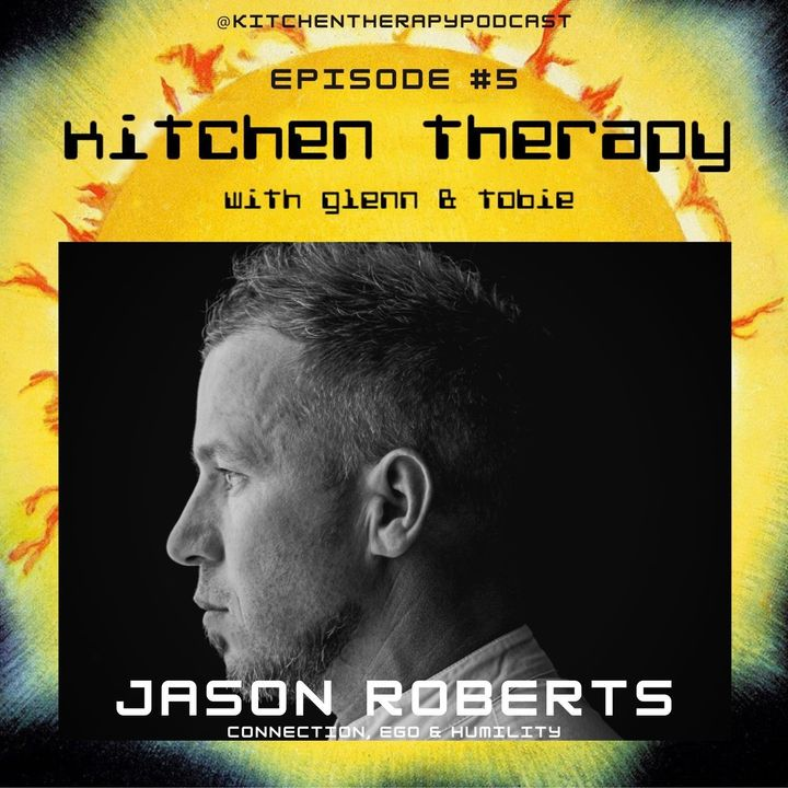 Kitchen Therapy: The Jason Roberts Files