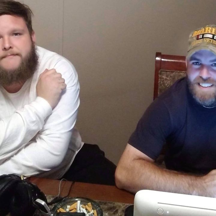 2 Beards Talking with Daniel and Matt