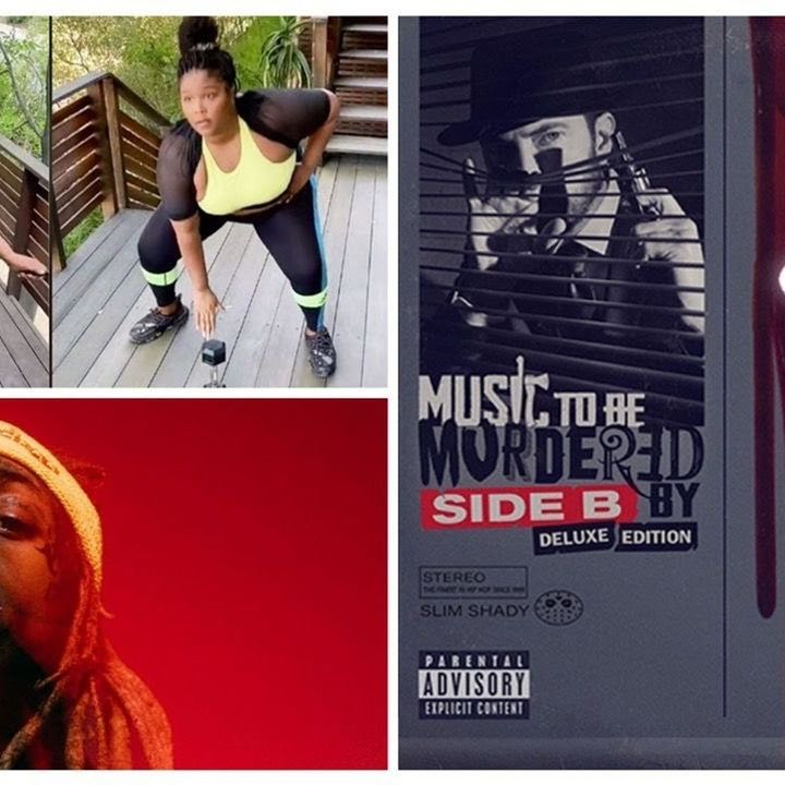 Lil Wayne the Most Influential Rapper Ever?,  Lizzo weight loss backlash, Eminem MTBMB Side B Review