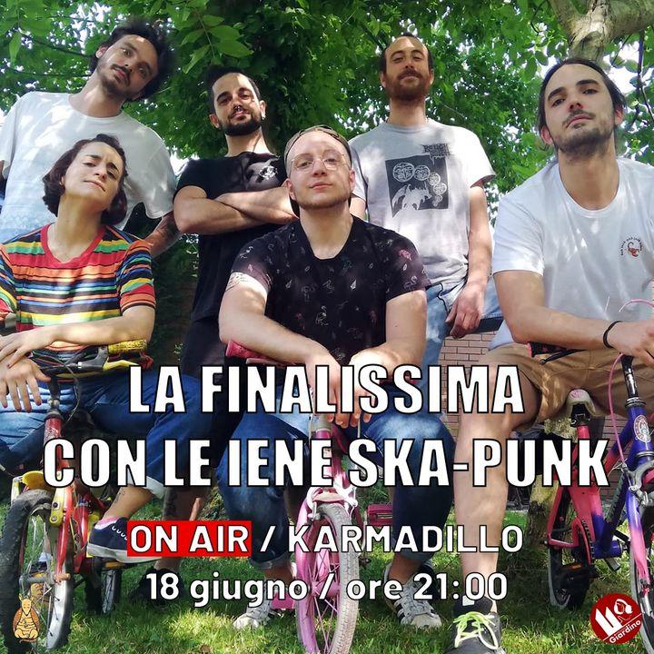 Le Iene Ska-Punk Pt.4: LA FINALISSIMA (?) - Karmadillo - s03e33