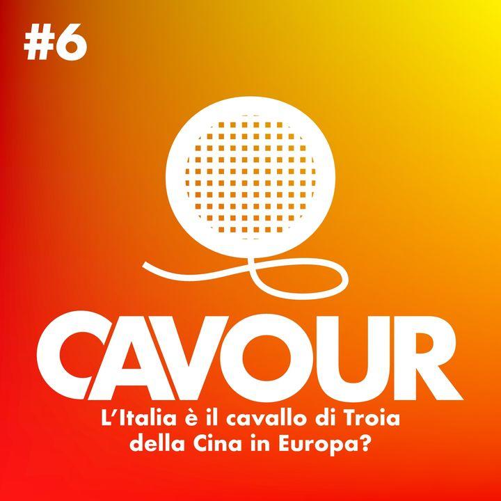 L'Italia è il cavallo di Troia della Cina in Europa? #6