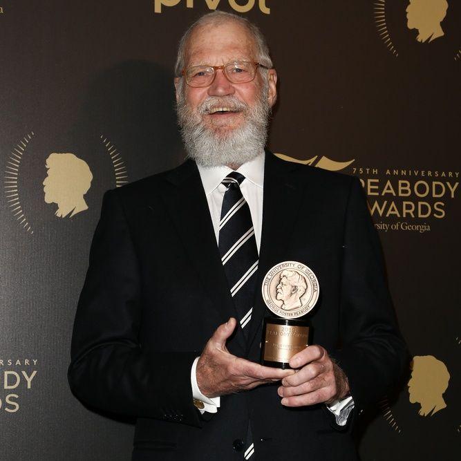 David Letterman Doesn't Miss Late Night