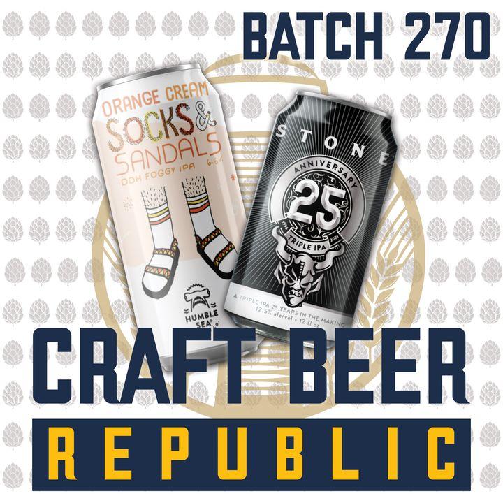 Batch270: Free Beer Scheme & Pumpkin-Spiced Awfulness