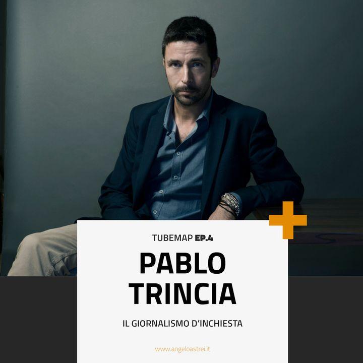 Tube Map ep.4 - Esploratore: Pablo Trincia e il giornalismo d'inchiesta