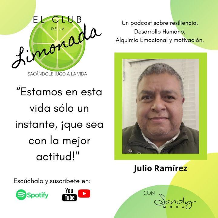 Episodio 42: Julio Ramírez y Matías, el niño Guerrero.