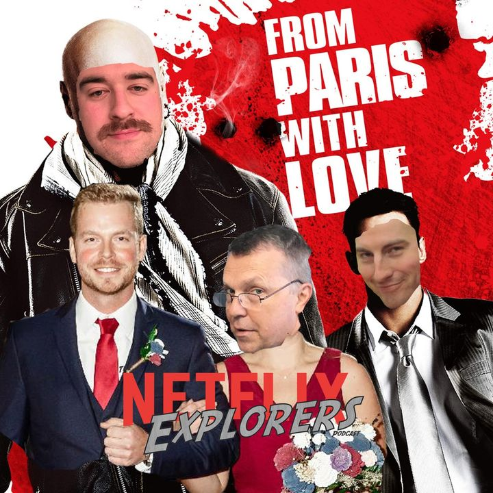 From Paris With Love + The Tourist