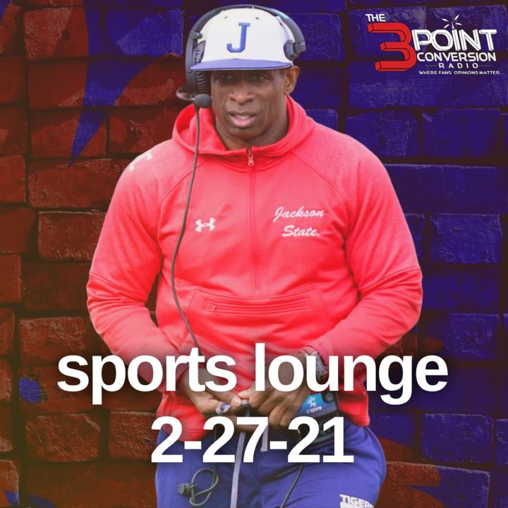 The 3 Point Conversion Sports Lounge - Is Russell Wilson Leaving, Kobe or MJ As NBA Logo, Wolverines No Respect, Jackson St. Battlegrounds