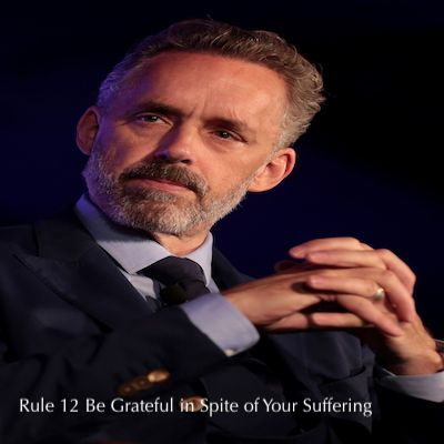 Rule 12 Be Grateful in Spite of Your Suffering