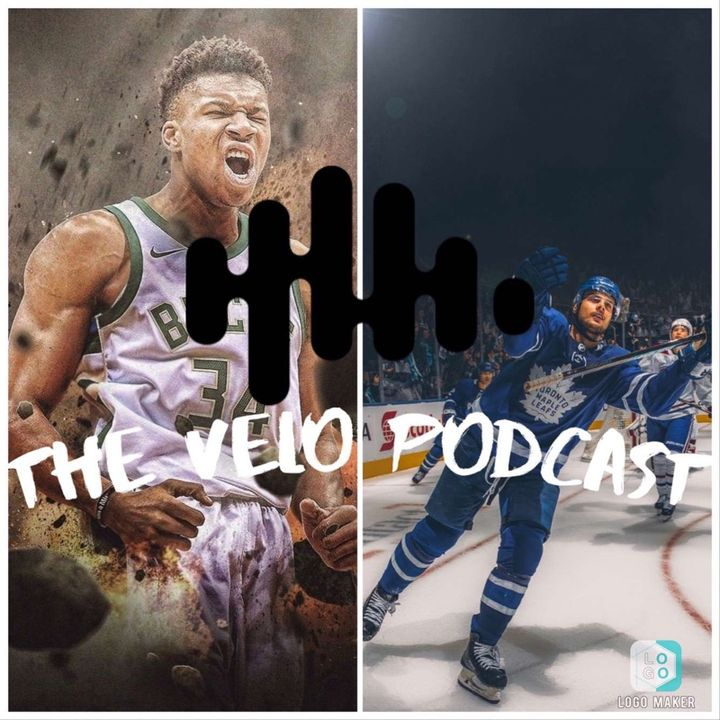 Velo Podcast Ep 9: The top 5 NBA PLAYOFFS SERIES IN HISTORY (part 1 of 2)