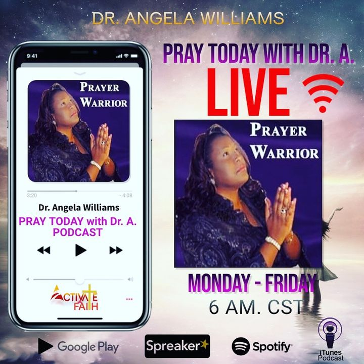 02-16-2021 Pray Today With Dr A