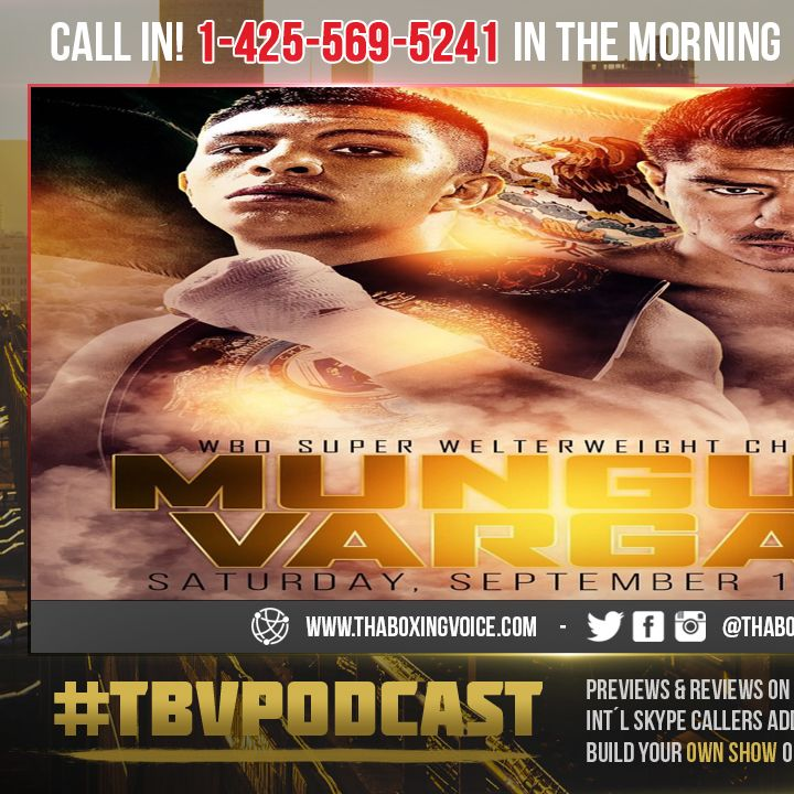 ☎️Jaime Munguia vs. Jessie Vargas 🔥Being Targeted For September 14th😱 Canelo Date⁉️
